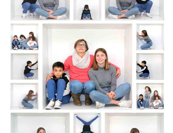 Clément & Julie avec mamie