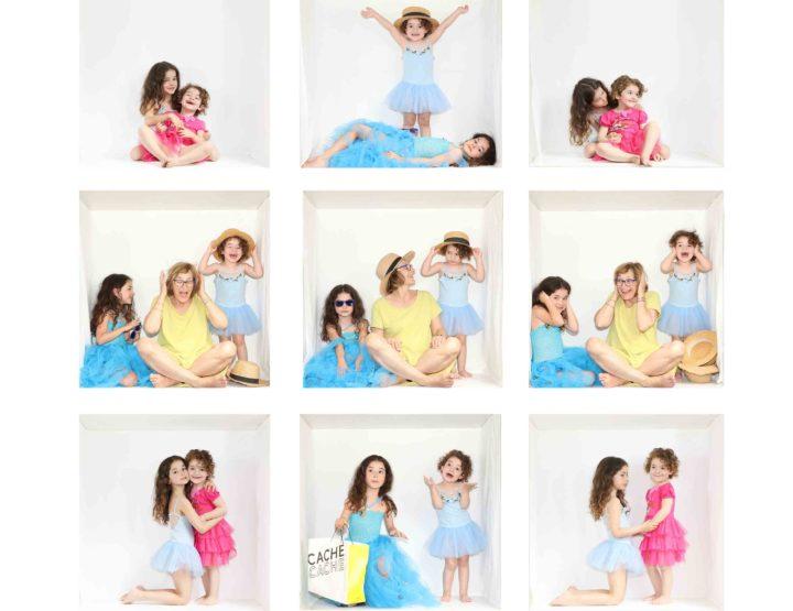 Ghisou & les filles